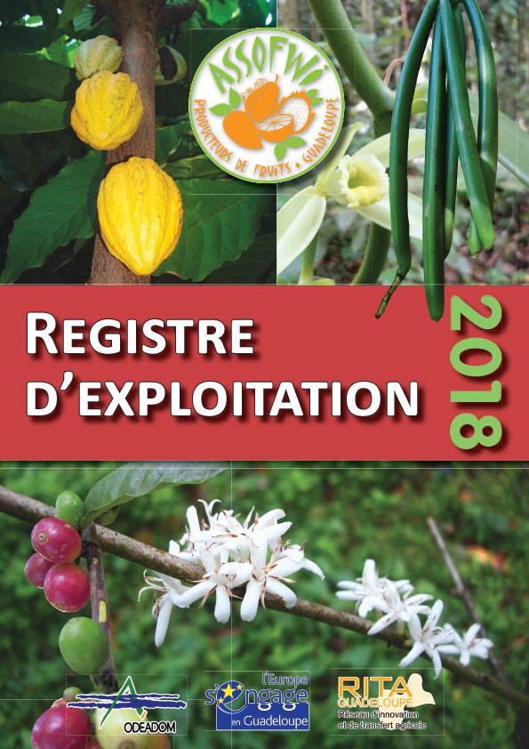 Brochure : registre annuel Assofwi