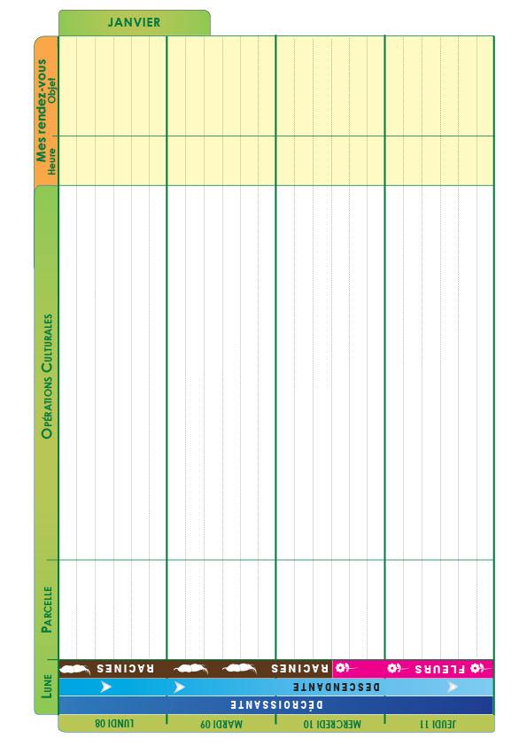 Brochure : registre annuel Assofwi calendrier de plantation 1