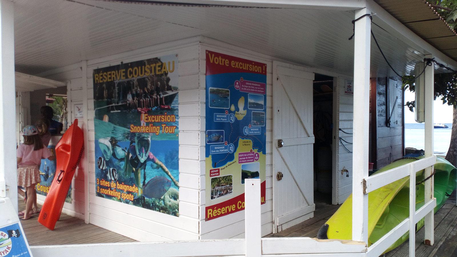 Habillage boutique Aquatique Aventure 1