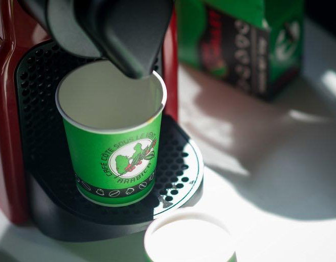 Café Chaulet : timbale dégustation