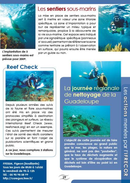 Guide usager de la mer : page intérieur 4