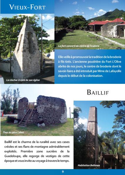 Brochure : Guide du nautisme page Baillif
